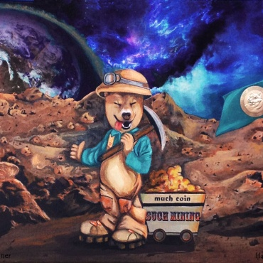 To The Moon:  A Series of Dogecoin